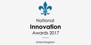 UK National Innovation Awards 2017 Finalist
