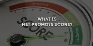 What Is Net Promoter Score?