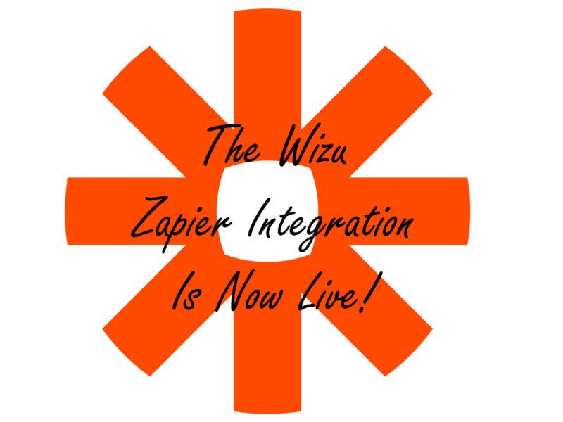 The Wizu Zapier Integration Is Now Live